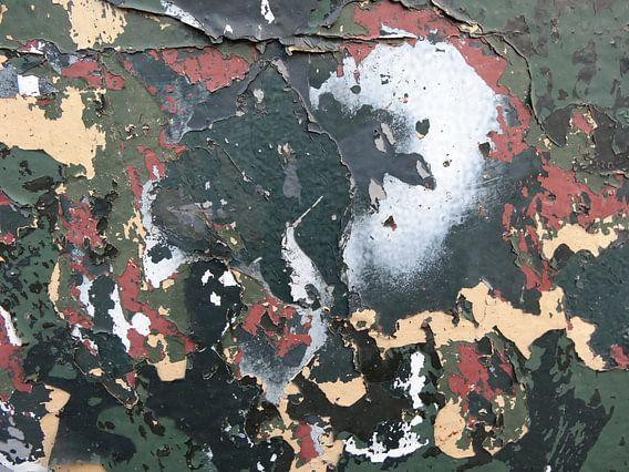 Urban Abstract 173 van MoArt (Maurice Heuts)