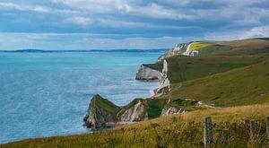 Krijtrotsen aan de Engelse Zuidkust, Jurassic Coast