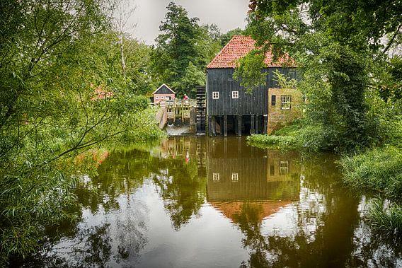 Watermolen Den Haller