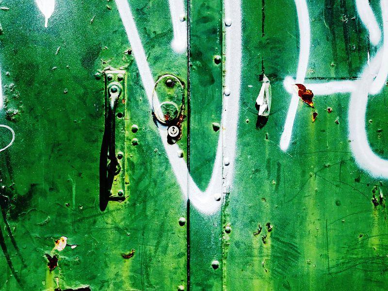 Urban Abstract 328 van MoArt (Maurice Heuts)