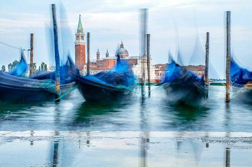 Venedig in bewegung von