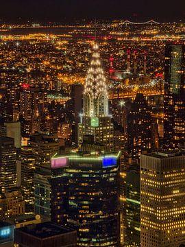 Chrysler Building van Bob de Bruin