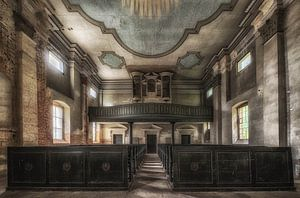 The Church van Guy Bostijn