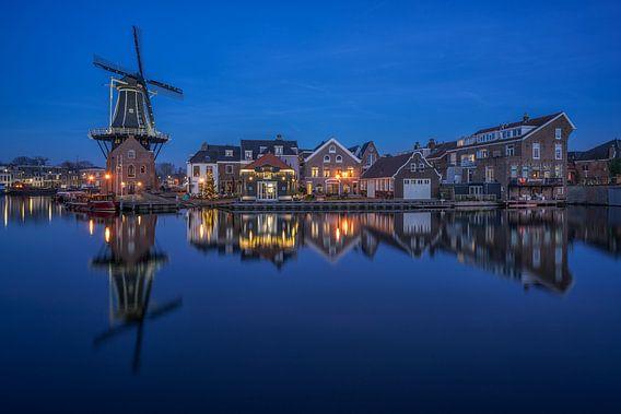 Molen De Adriaan , Haarlem