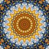 Mandala Muster  8 von Marion Tenbergen Miniaturansicht