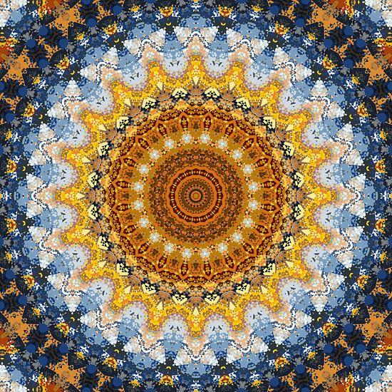 Mandala Muster  8 von Marion Tenbergen