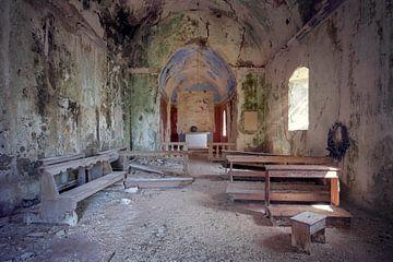 chapelle en déclin sur Kristof Ven