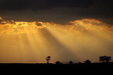 Broken cloud von Bart Hendriks