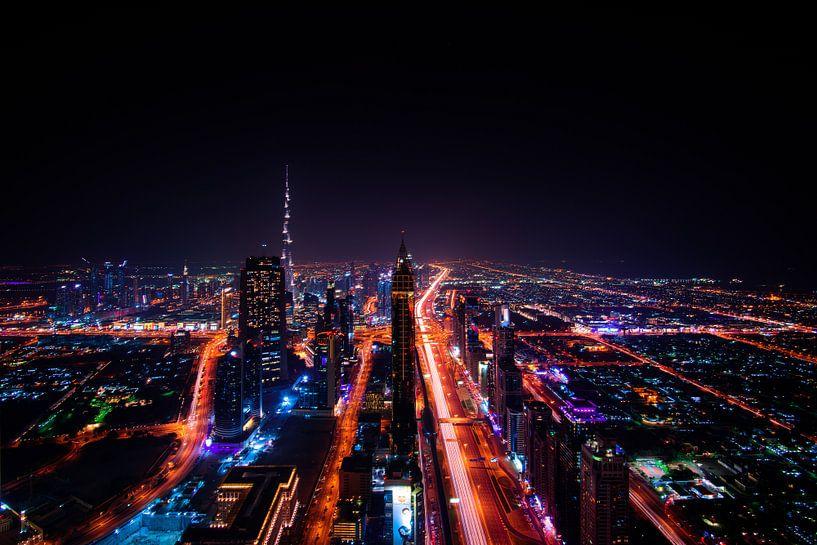 DUBAI van KUNST ART