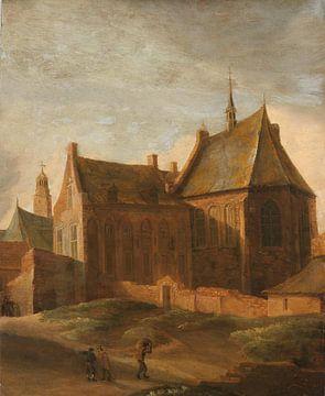 Convent of Saint Agnes in Utrecht, Pieter des Ruelles