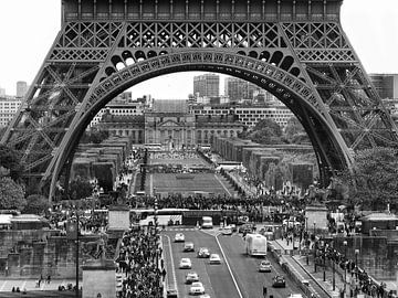 Eiffeltoren van David Spaans