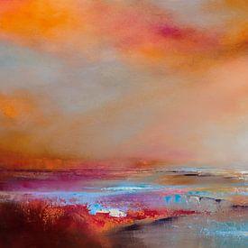zonlicht van Annette Schmucker