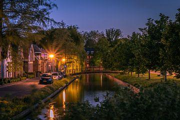 Friesche Gracht, Harderwijk von Peter Sitsen