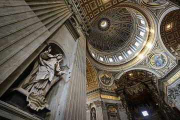 Inside the basilica sur Sjoerd Mouissie