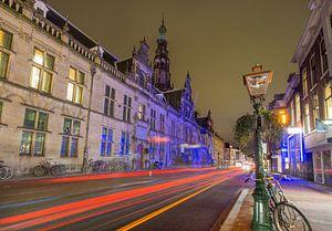 Stadhuis, Leiden van