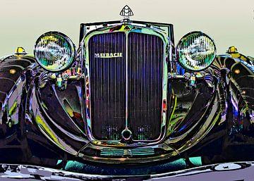 Maybach SW 38 von Leopold Brix