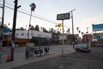 Sunset Boulevard 964 van Maurice van den Tillaard