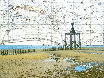 Wangerooge à la carte  |  Geschichte: die Ostbake von Dirk H. Wendt