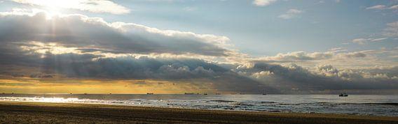 Wolkenpracht! van Dirk van Egmond