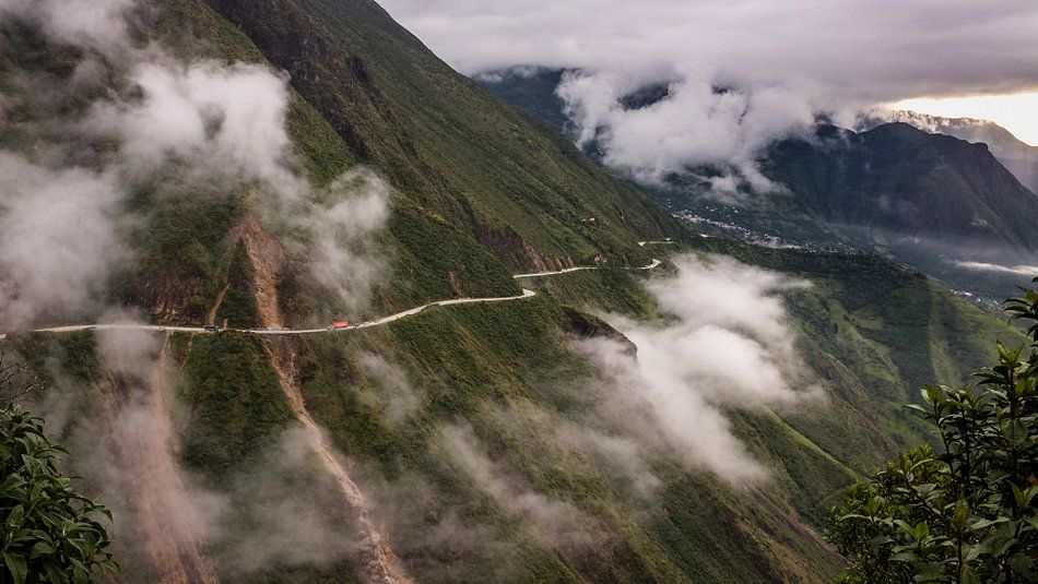 The Road to Cuenca van Kevin Van Haesendonck