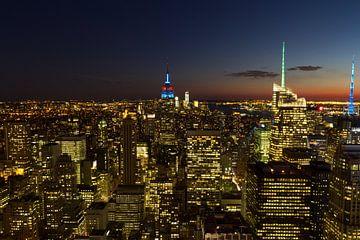 NY City van Ronald Bruijniks