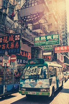 Hong Kong Signs II van Pascal Deckarm