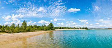 Wunderschöner Badesee im Emsland von Günter Albers