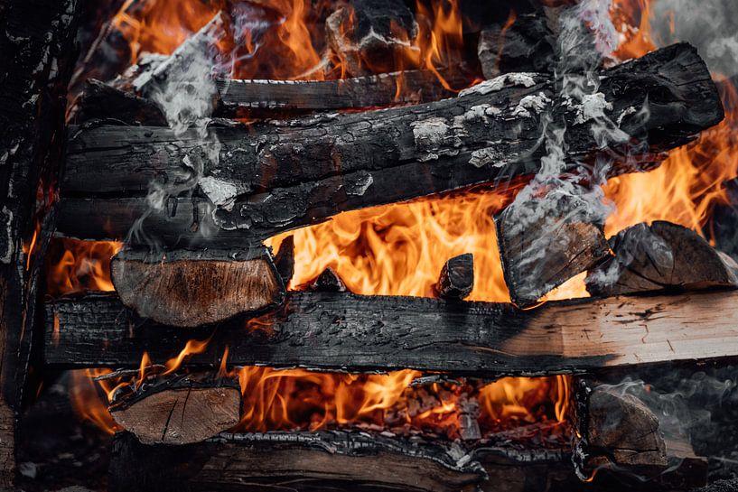 Vuur van Auke Hamers