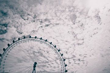 Londen Eye von Sander Monster
