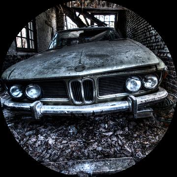 Lost Car 1 van Kirsten Scholten