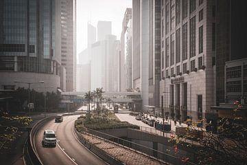 Hongkong Morgenlicht von Govart (Govert van der Heijden)
