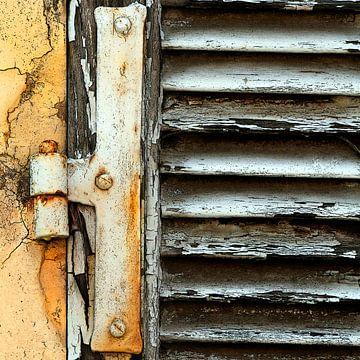 Louvre deur van Tom Coelman Fotografie