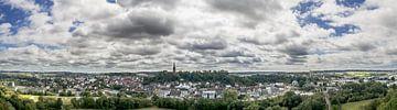 XL-Panorama meiner Heimatstadt von Andreas Bechinie von Lazan
