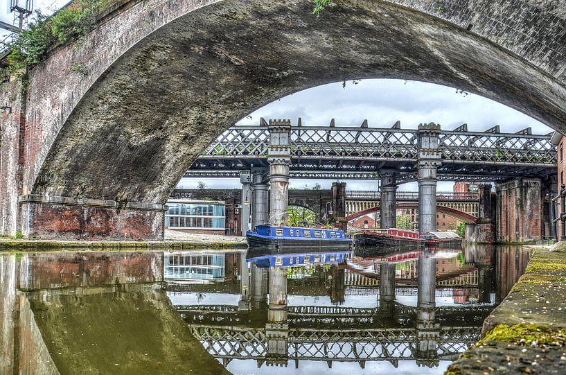 De Bruggen van Manchester van Frans Blok