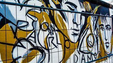 Berlijnse Muur | Juni 2016  van Shui Fan