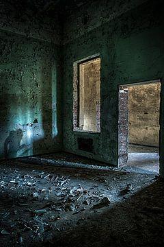 Hounted house van Arthur de Rijke