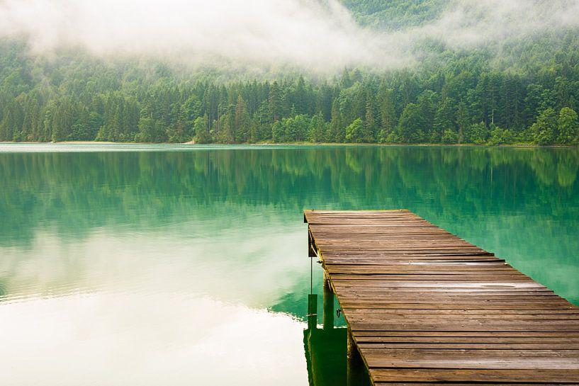 Sommer am Walchensee von Martin Wasilewski