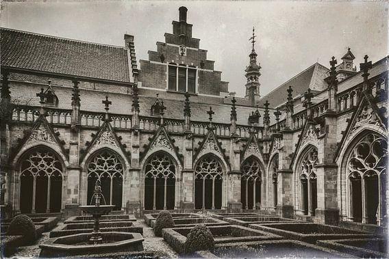 Middeleeuws Pandhof van Jan vd Knaap