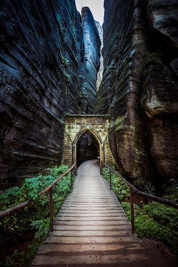 Ein geheimnisvolles Tor