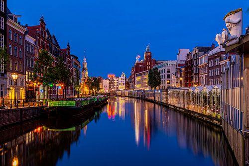 Bloemenmarkt Amsterdam in stilte