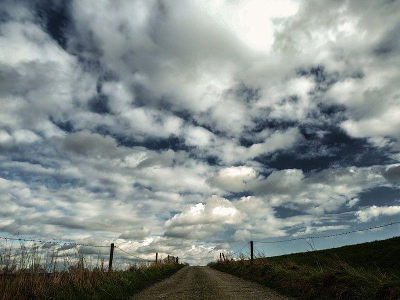 Way to the clouds van Lex Schulte