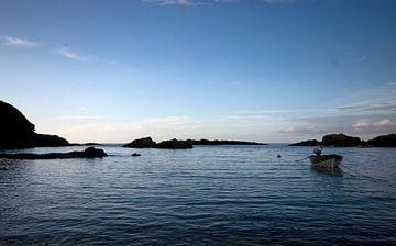 Atlantische oceaan Schotland von Mariska Buscher