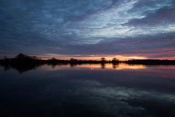 Sonnenuntergang von Kristof Mentens