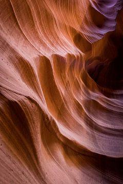 Lijnen Spel Antelope Canyon von Jeffrey Van Zandbeek