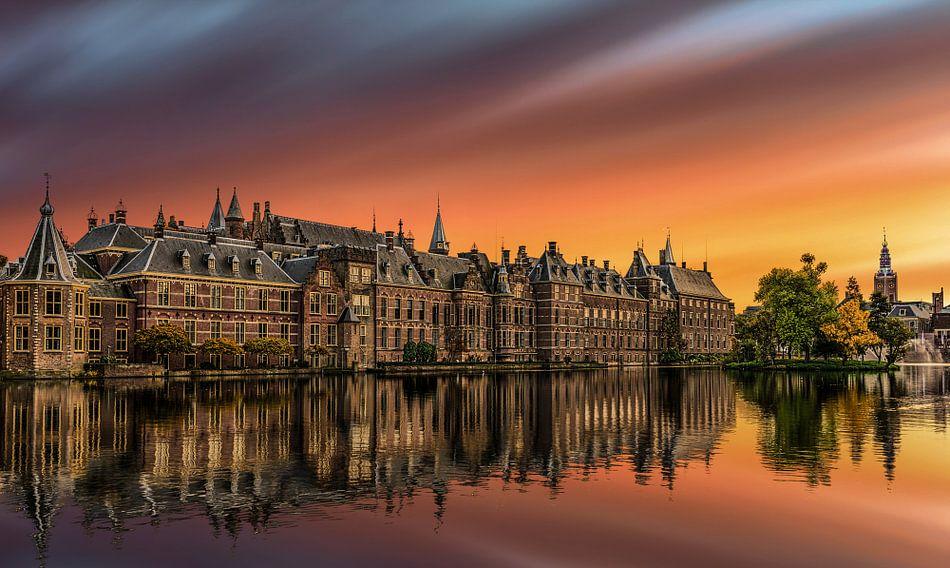 Den Haag, Hofvijver van Herman van den Berge