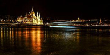 budapest nacht von Stefan Havadi-Nagy