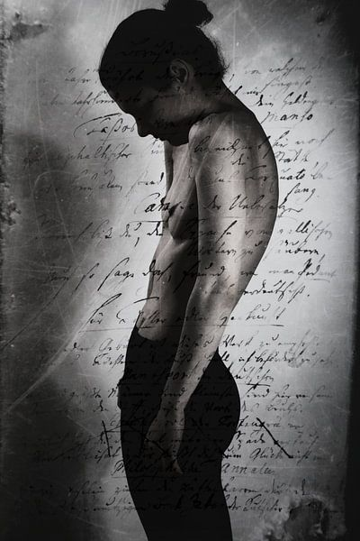 Nude - der Brief von Falko Follert