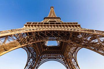 Tour Eiffel à Paris sur Werner Dieterich