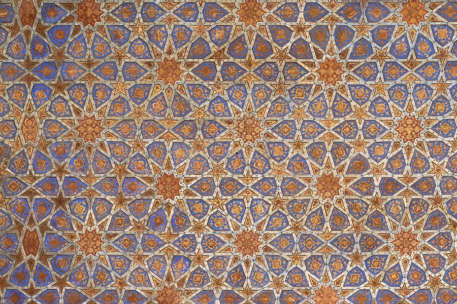 Perzisch motief van Jeroen Kleiberg