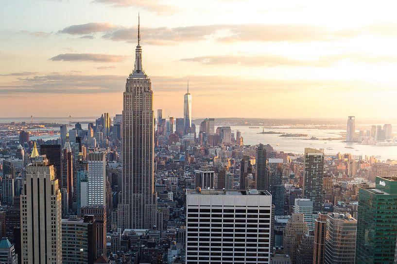 Lower Manhattan  van Thea.Photo